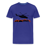 T-Shirts ~ Men's Premium T-Shirt ~ Russian Chopper Tee