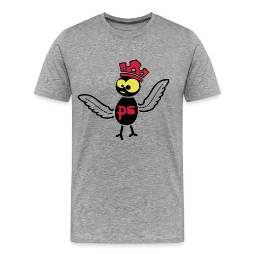 Phat Birdy - Mannen Premium T-shirt