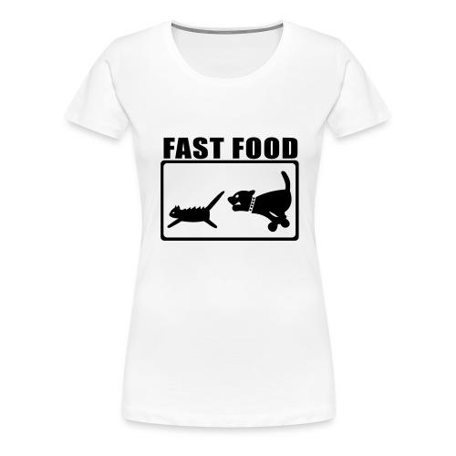 sneleten - Vrouwen Premium T-shirt