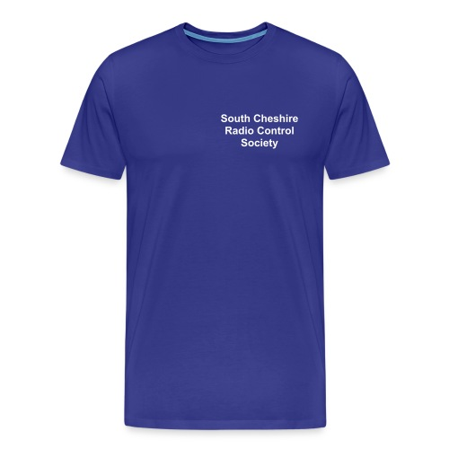 South Cheshire Radio Control Society Channel T Shirt - Men's Premium T-Shirt
