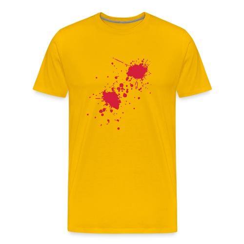 SHOOT BY OKO - T-shirt Premium Homme
