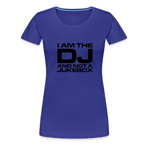 krone - Premium T-skjorte for kvinner