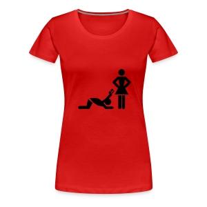 DeeDee's Women - Women's Premium T-Shirt