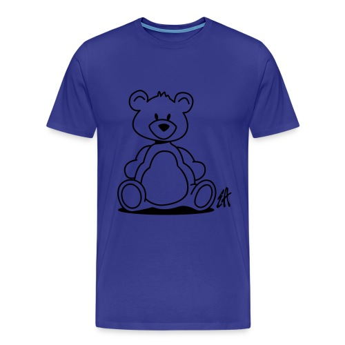Teddy Surprise - Men's Premium T-Shirt