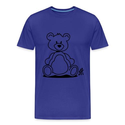 Teddy Surprise - Men's Premium T-Shirt