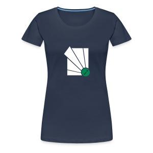 NZ Segment Design - Women's Premium T-Shirt