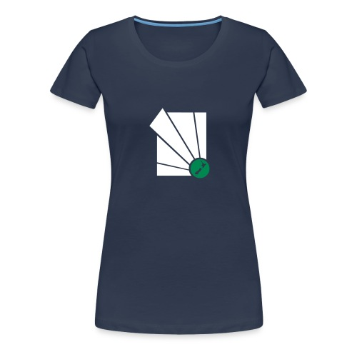 NZ Segment Design - Women's Premium T-Shirt