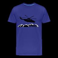 T-Shirts ~ Men's Premium T-Shirt ~ Russian Chopper Tee
