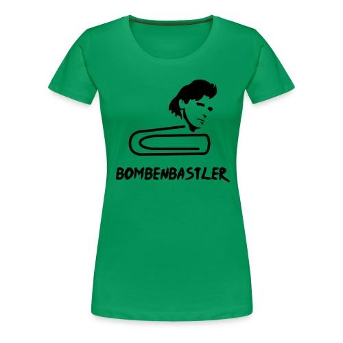Bombenbastler - green girlie - Frauen Premium T-Shirt
