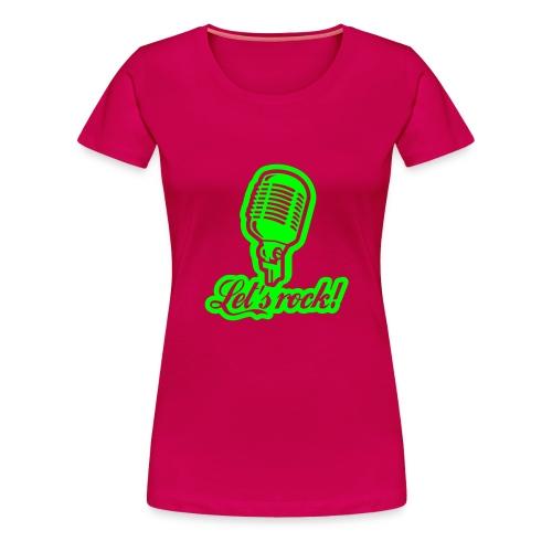 Clasica chica - Camiseta premium mujer