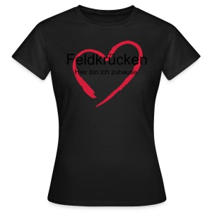 T-Shirt Damen - Frauen T-Shirt