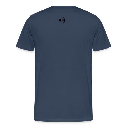 I LOVE ELECTRO! - Männer Premium T-Shirt
