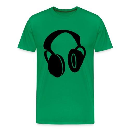 Music Lover - Men's Premium T-Shirt
