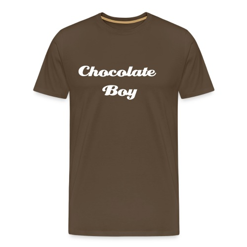 ChocolateBoy - Men's Premium T-Shirt