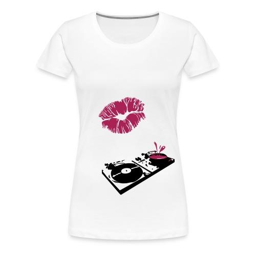 platine 2000 - T-shirt Premium Femme