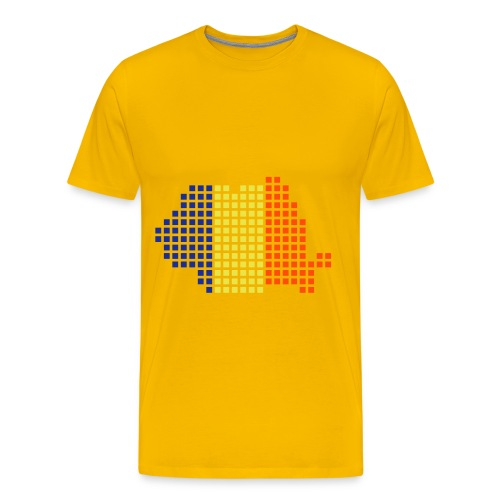 Romania 1 - Men's Premium T-Shirt