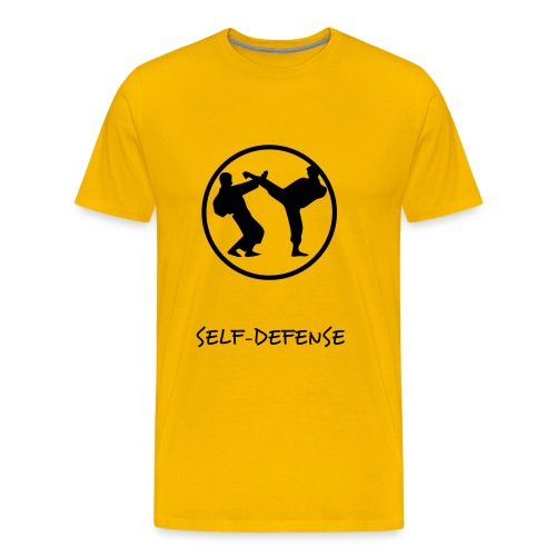 Self-defense - T-shirt Premium Homme
