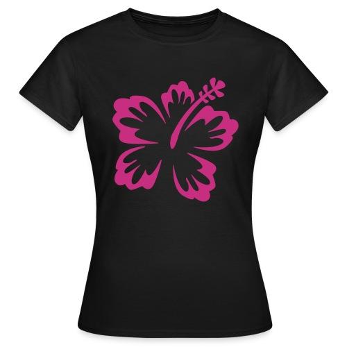 green fist - Women's T-Shirt