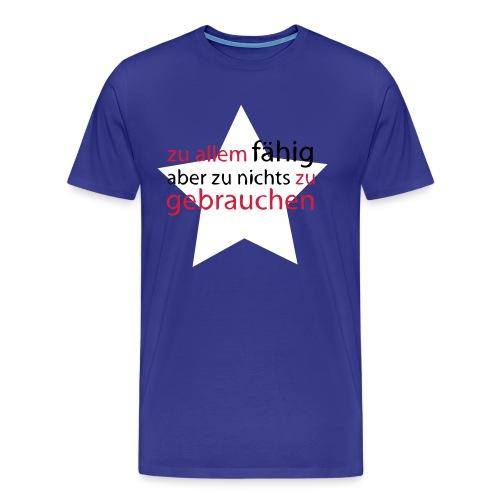 Arbeitsbekleidung - Männer Premium T-Shirt