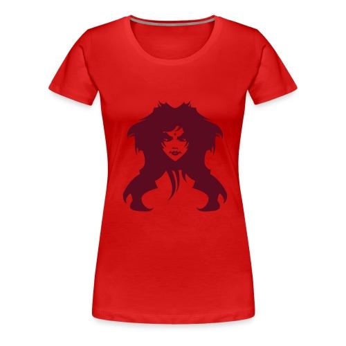 Test - Vrouwen Premium T-shirt