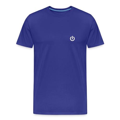 Clicknology Logo - Men's Premium T-Shirt