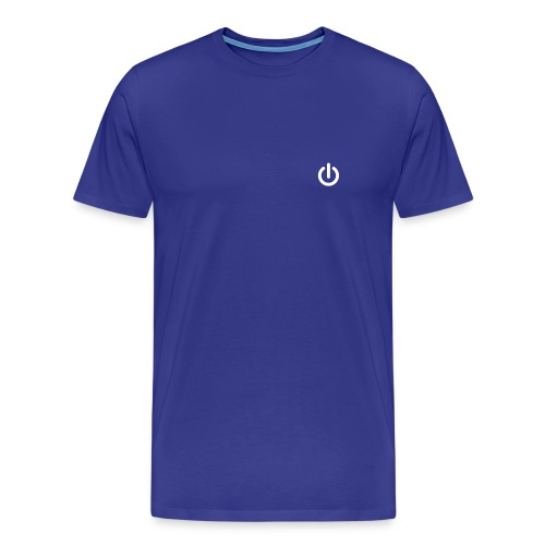 Clicknology Logo - Men's Premium T-Shirt