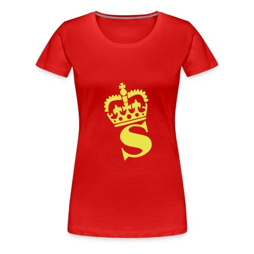 skytraxx crown - Women's Premium T-Shirt