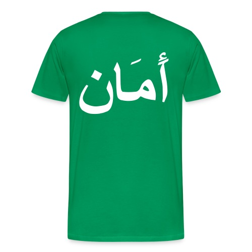 Vrede - Mannen Premium T-shirt