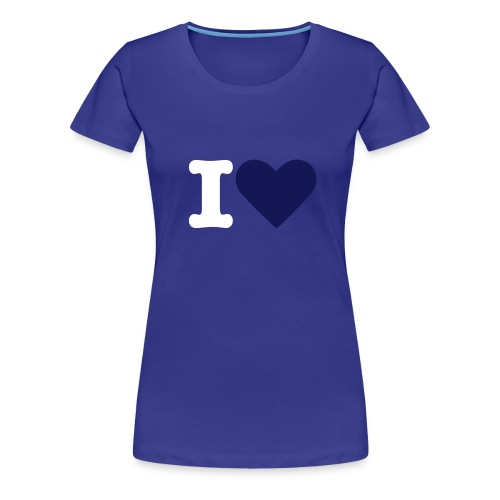 I love female - T-shirt Premium Femme