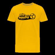 T-Shirts ~ Men's Premium T-Shirt ~ The P&B name + number tee (black text)