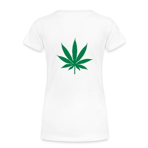Legalización - Camiseta premium mujer