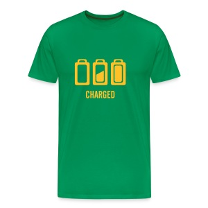 Charged - T-shirt Premium Homme