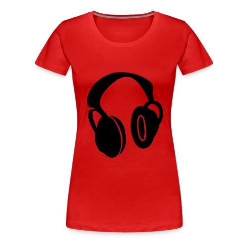 T-shirt girl - Women's Premium T-Shirt