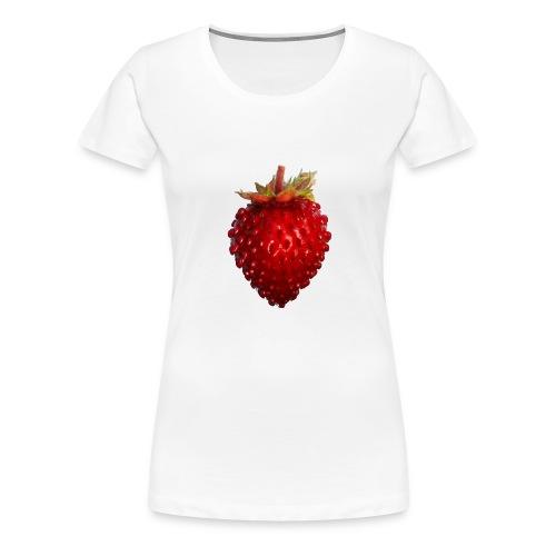 Wild Strawberry Women's T Shirt - Women's Premium T-Shirt