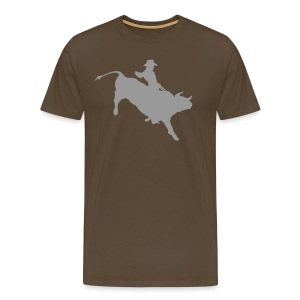 bucker-roo - Men's Premium T-Shirt