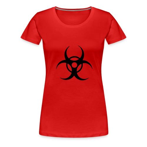 mak shirt - Dame premium T-shirt