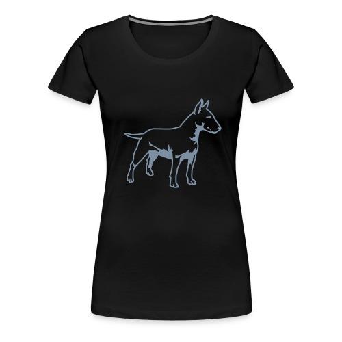English Bull terrier - Women's Premium T-Shirt