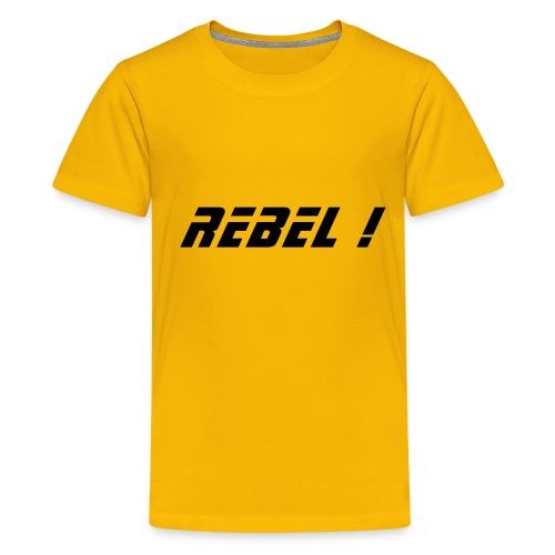 Childrens Rebel shirt - Teenage Premium T-Shirt