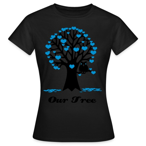 Our Tree? - Women's T-Shirt