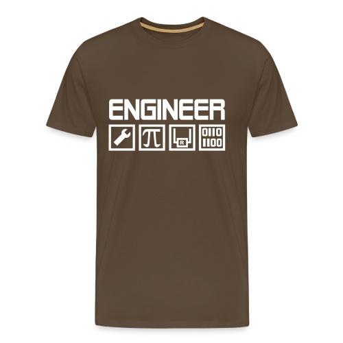 Engineer - T-shirt Premium Homme