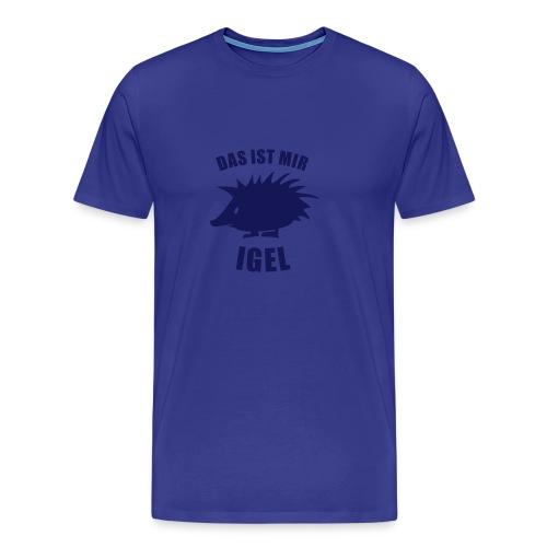I oder Egal - Männer Premium T-Shirt