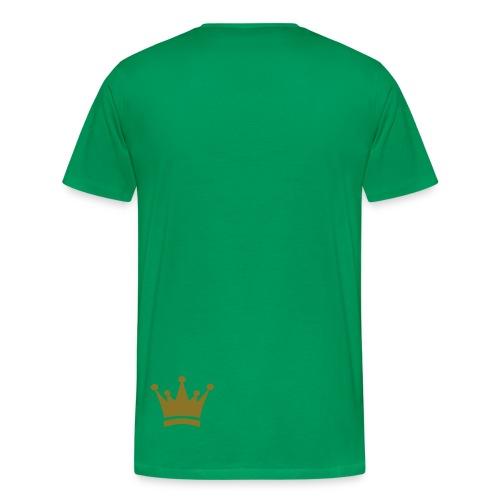 turn tables - Mannen Premium T-shirt