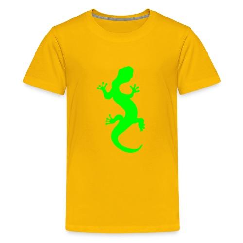 Lasten T-Paita - Teinien premium t-paita