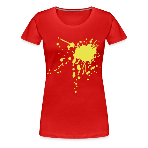 No.1 - Premium-T-shirt dam