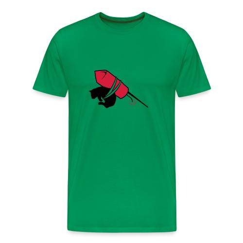 Chat Volant - T-shirt Premium Homme