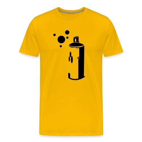 målamåla - Premium-T-shirt herr