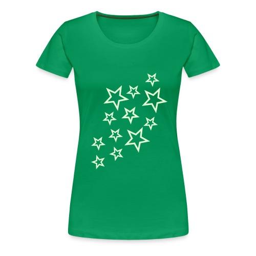The stars t-shirt - T-shirt Premium Femme