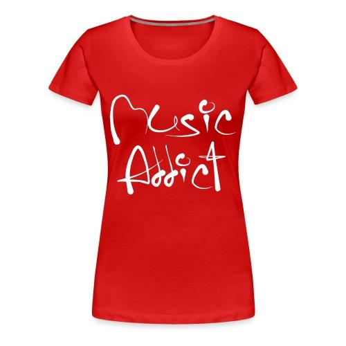 Canciones en el Recuerdo (I) Mujer - Camiseta premium mujer