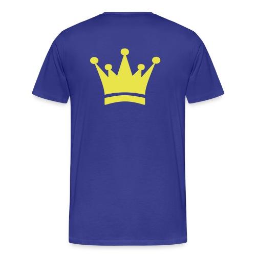 Zlatan is God - Premium T-skjorte for menn
