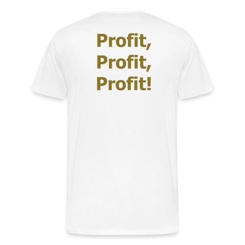 Idon'taccept - T-shirt Premium Homme
